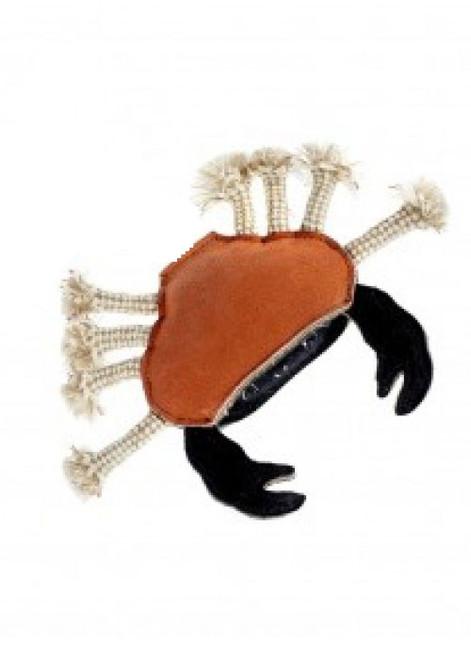 Carlos the Crab Natural Dog Toy