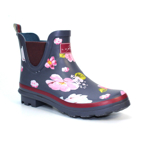 Lunar Azure Ankle Welly