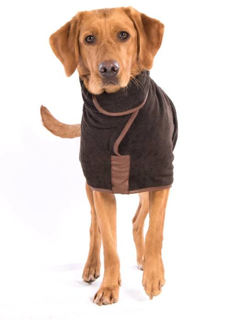 Ruff and Tumble Country Dog Drying Coat