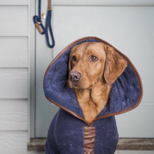 Ruff & Tumble Country Dog Drying Coat