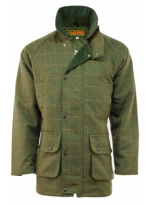 Game Bute Tweed Jacket