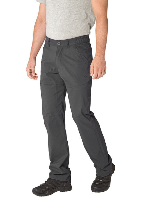 Craghoppers Kiwi Pro Stretch Trousers - Dark Lead