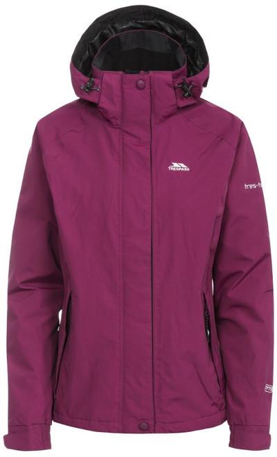 Womens Trespass Waterproof Jacket