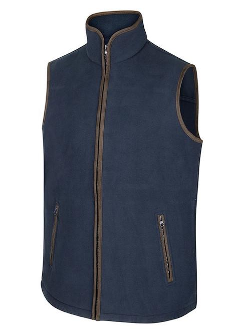 Hoggs of Fife Woodhall Fleece Gilet