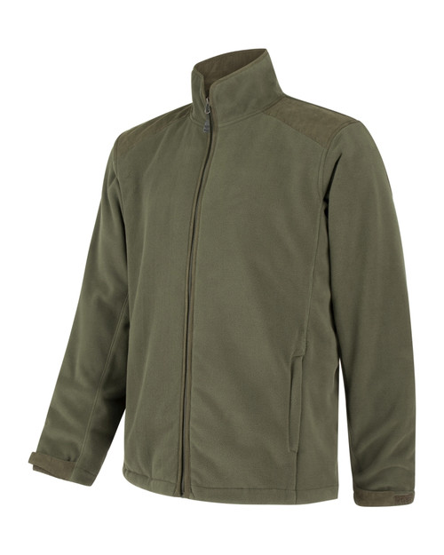 Smart, hard wearing, insulating fleece jacket
