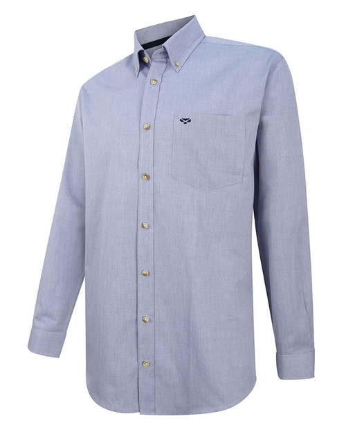 Hoggs of Fife Dunedin Oxford Shirt