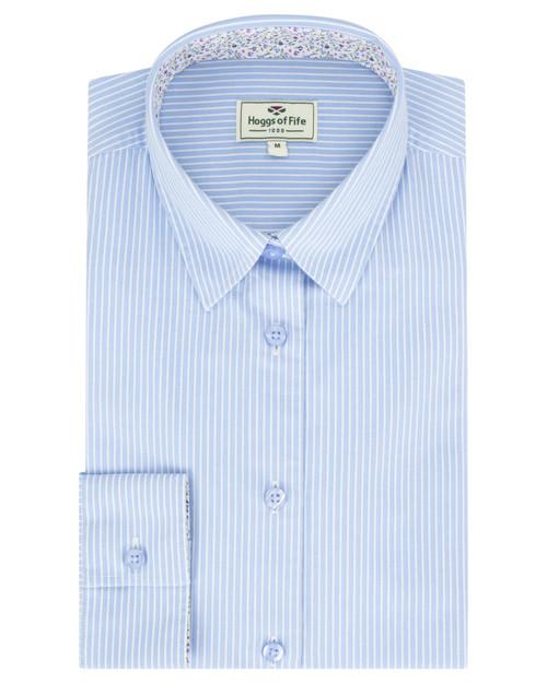 Hoggs of Fife Bonnie II Shirt - Light Blue