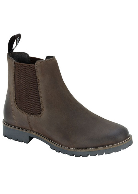 Hoggs of Fife Ladies Jodhpur dealer boots