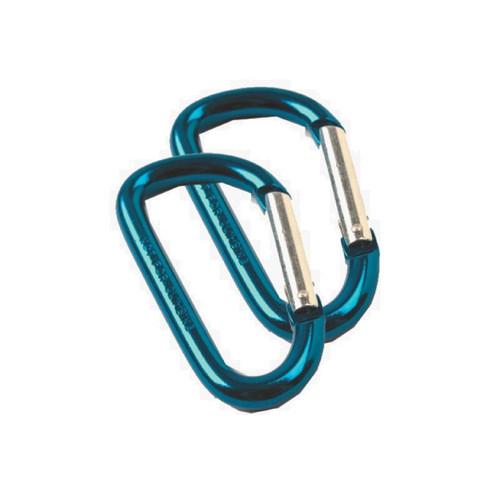 Karabiner Clip 8mm - attach to belt loops or rucksacks