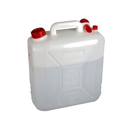 Heavy duty water carrier