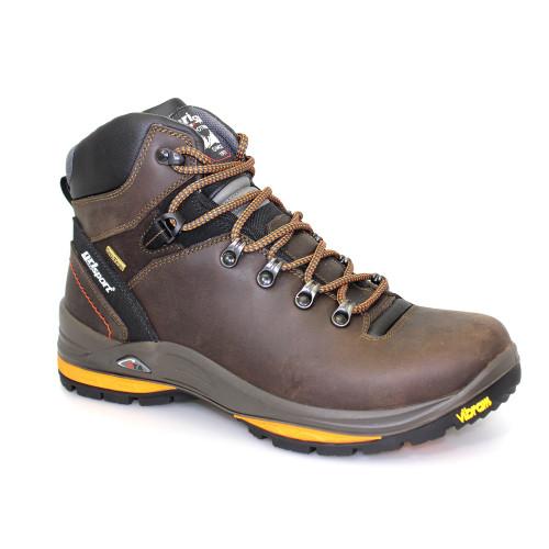 Saracen boot Brown