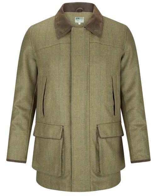 Hoggs of Fife tweed coat