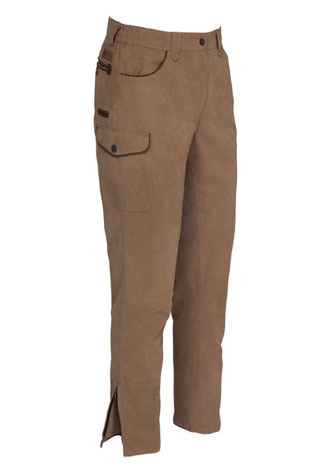 Percussion trousers for ladies