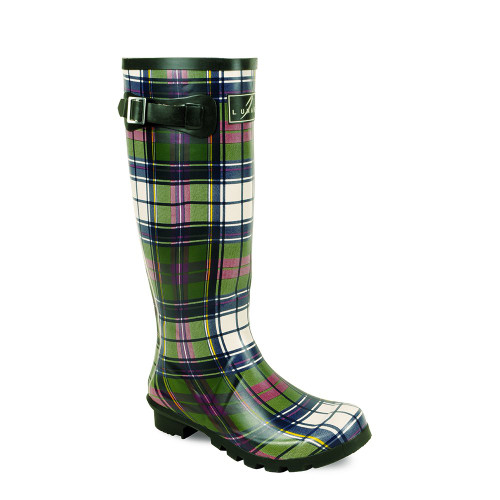 Ladies jazzy wellies