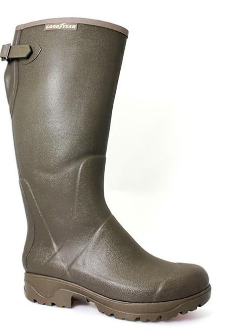 Goodyear Stream Neoprene wellington boot