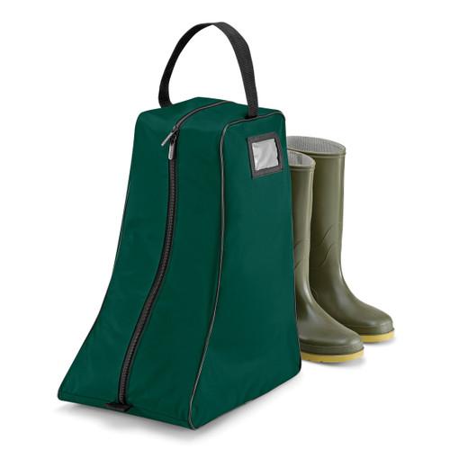 Wellington Boot Bag - Bottle/Black