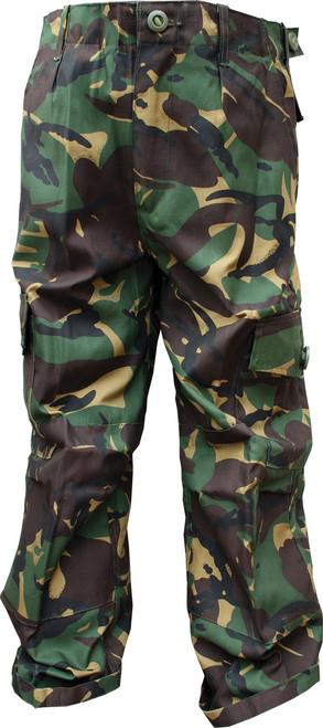 Camoflague Combat Trousers