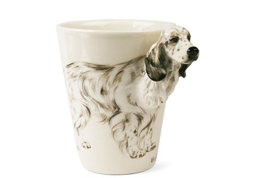 Blue Witch English Setter Coffee Mug