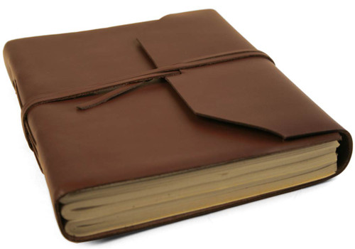 Indra Leather Journal (Large)