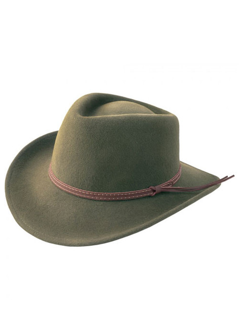 e59431af5 Hoggs of Fife Perth Felt Hat | Country Clothing