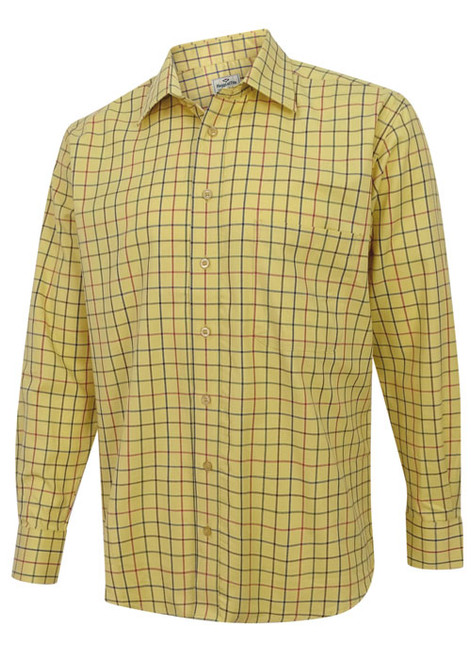 Hoggs of Fife Governor Check Shirt
