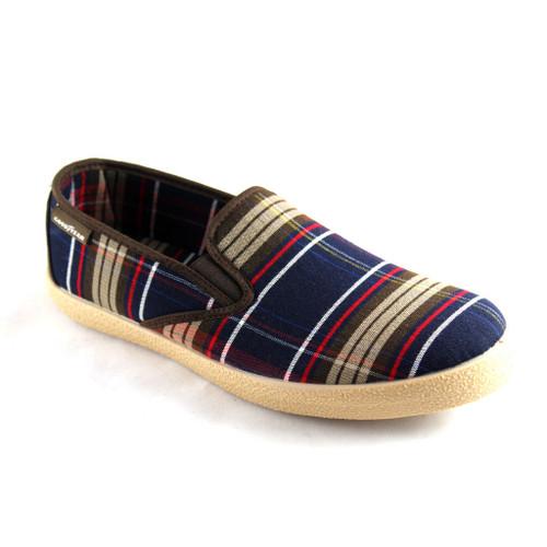 Goodyear Tartan Slippers
