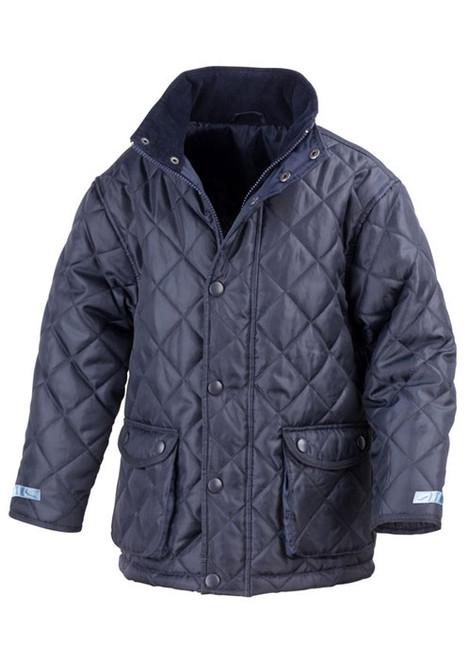Junior Cheltenham Quilted Jacket