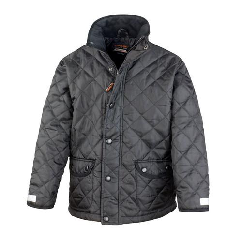 Cheltenham Quilted Jacket - Black