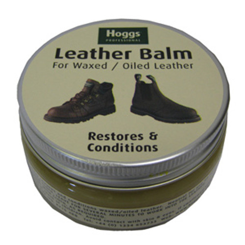 Hoggs of Fife Leather Balm for Footwear