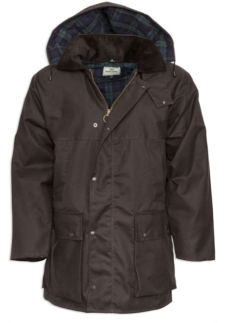 Hoggs of Fife Waxed Jacket