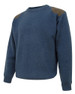 Hoggs Melrose jumper Navy