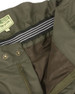 Waterproof trousers, elasticated waist for comfort