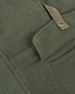 Hoggs of Fife Sportsman II Waterproof Fleece Jacket Pocket