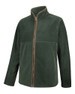 Hoggs of Fife Stenton Technical Fleece Jacket - Pine