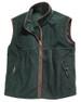 Hoggs of Fife Stenton Technical Fleece Gilet - Pine