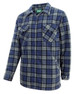 Comfortable, warm, durable workshirt
