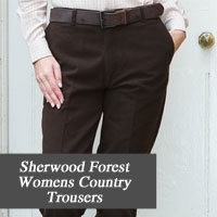 Sherwood Forest Trousers & Breeks for Women