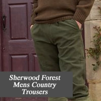 Sherwood Forest Mens Trousers and Breeks