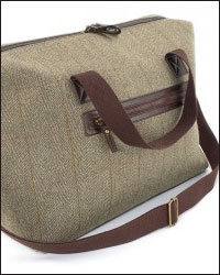 Luxury Tweed Bags, Cartridge Bags & Purses