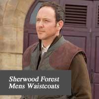 Sherwood Forest Gilet for Men