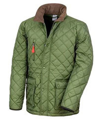 Quilted Shooting Jackets
