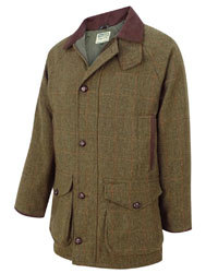 Hoggs of Fife Harewood Tweeds
