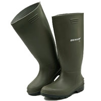 Budget Wellies
