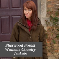 Sherwood Forest Jackets for Women