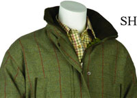 Mens shooting jackets for 2016