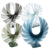 The Rising Phoenix Award - Chiseled Edge Glass