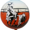 "Team Ropers - 3"" Ornament Set of 2"