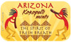 Arizona Kokopelli Mints - Case of 24