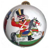 "Nutcracker - 3"" Ornament Set of 2"