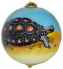 "Desert Tortoise - 3"" Ornaments Set of 2"